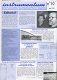 Bulletin N°10 – Déc. 1999