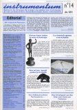 Bulletin N°14 – Déc. 2001