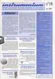 Bulletin N°19 – Juin 2004