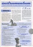 Bulletin N°20 – Déc. 2004