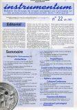 Bulletin N°22 – Déc. 2005