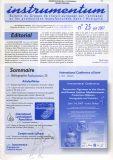 Bulletin N°25 – Juin 2007