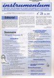 Bulletin N°26 – Déc. 2007