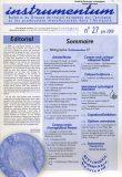 Bulletin N°27 – Juin 2008