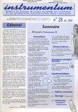 Bulletin N°28 – Déc. 2008