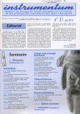Bulletin N°31 – Juin 2010