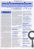 Bulletin N°41 – Juin 2015