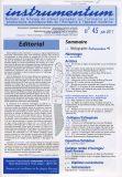 Bulletin N°45 – Juin 2017