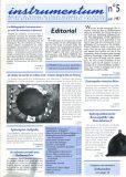 Bulletin N°5 – Juin 1997