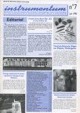 Bulletin N°7 – Juin 1998