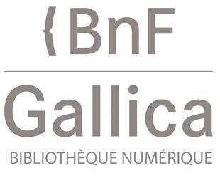 Gallica. Bibliothèque numérique de la BNF