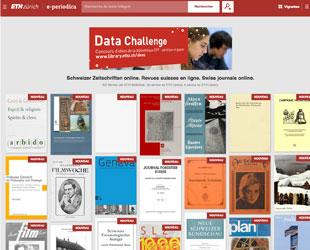 E-Periodica – Bibliothèque numérique Suisse